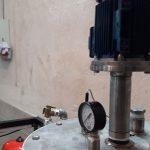 ساخت راکتور آزمایشگاهی گرمایشی